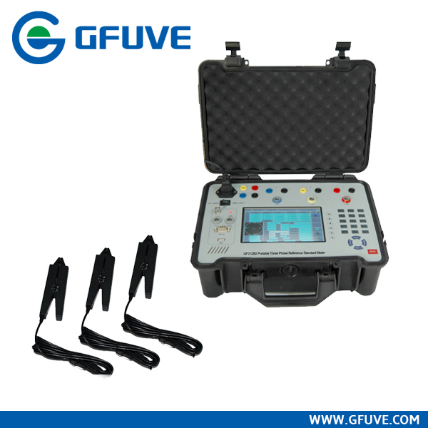 Portable three phase standard meter field test equipment GF312B2 Portable Energy Meter Tester