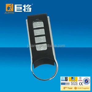 Hopping code and copy code RF wireless remote control keeloq