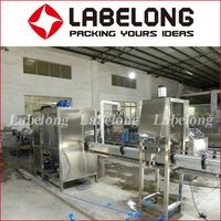 Hottest cheap china factory direct sale complete 5 gallon bottle water production line
