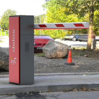 Automatic Parking Boom Barrier Gate