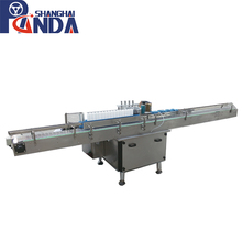 High efficient full automatic glue labeling machine for water carbonated drinks