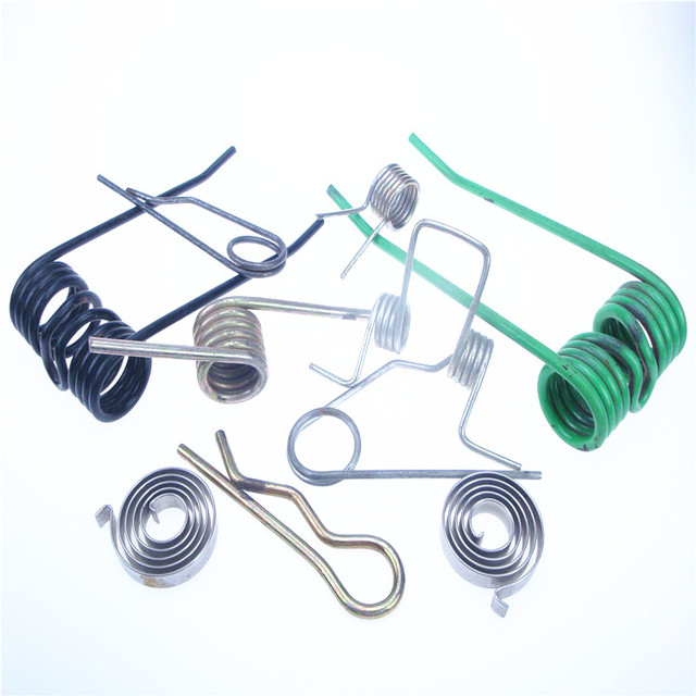 Chinese Manufacturing Aluminium Aluminum Flat Door Lock Spiral Double Torsion Spring