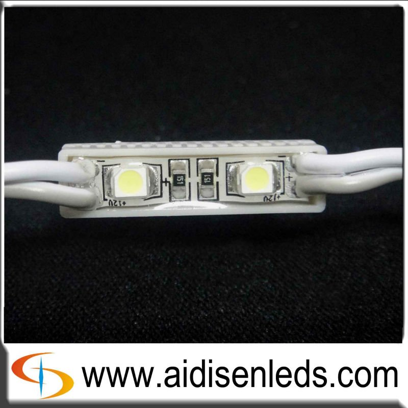 CE RoHS waterprof LED smd 3528 Lamp module for channel letter sign