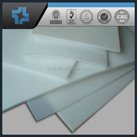 Bubble moulding ptfe sheet