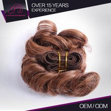 Attractive And Durable Heathy Cuticle Short Expression Remy Latest Hair Style Extensions