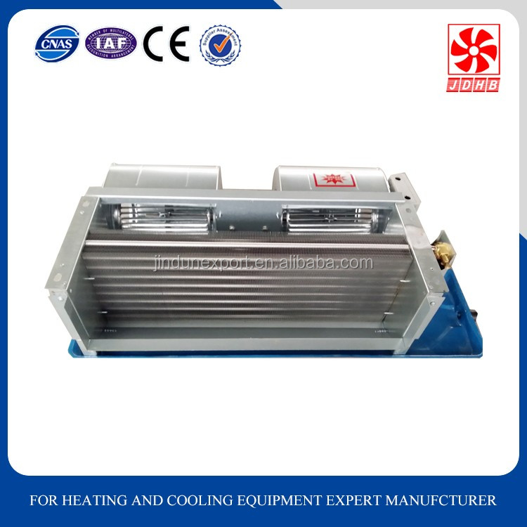 China made greenhouse use ceiling fan coil price