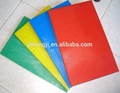 antibacterial cutting board PE plastic