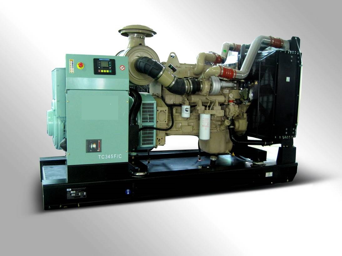 Diesel Generator TC - T Series (Open Genset)