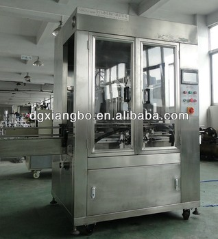 liquid filling capping and labeling machines XBGZJ-4200