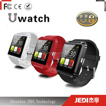 2016 New Hot u8 smart watch with camera and sim card slot for Windows _MO041