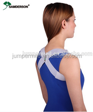 Upper Back Brace/Clavicle Support/Posture Corrector/ back support for men, women and kids