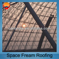 High Quality Light Steel Structure Space Frame Roofing