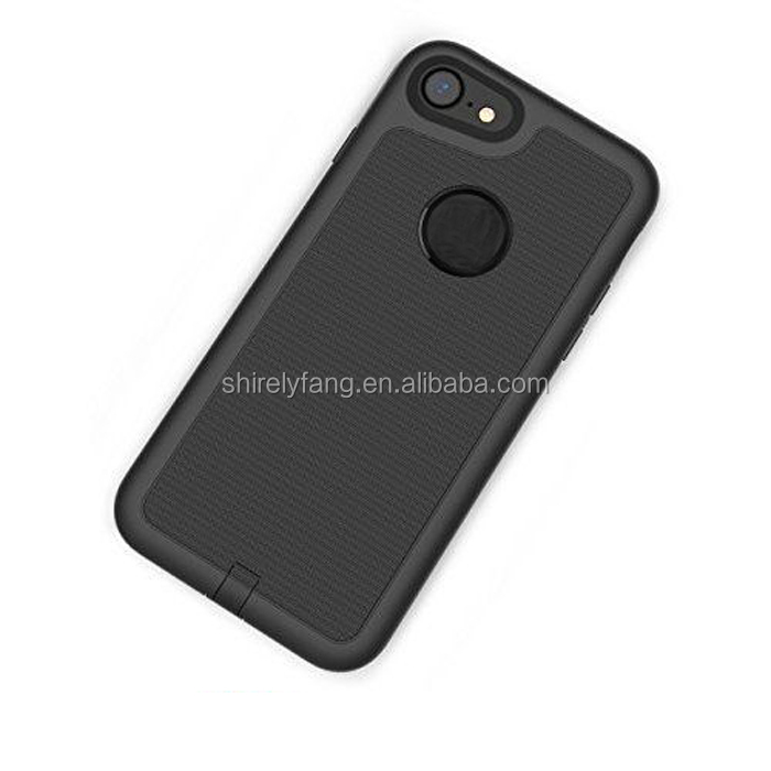 For iPhone 7 Wireless Charger Receiver Back Cover Protector Wireless Charging Cases