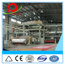 2015 new design German technology 2400mm S PP spunbond nonwoven fabric making machine production line for insulation curtain