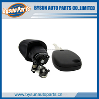 RENAULT LOGAN trunk lid lock with key 7701367940