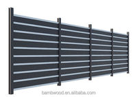 good sales!! wpc diy fence for European market with CE