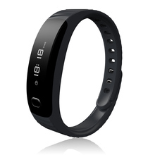 H8 silicon smart bluetooth bracelet,smart OLED bracelet