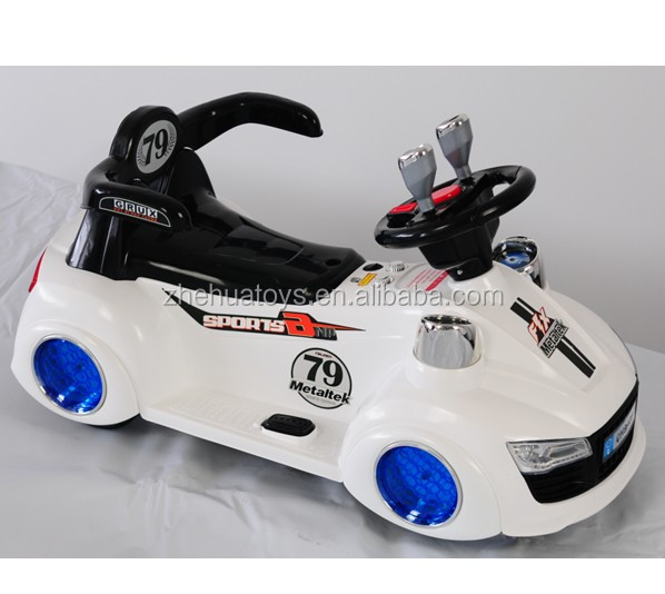2014 hot sale kids battery operated ride on car with universal wheel