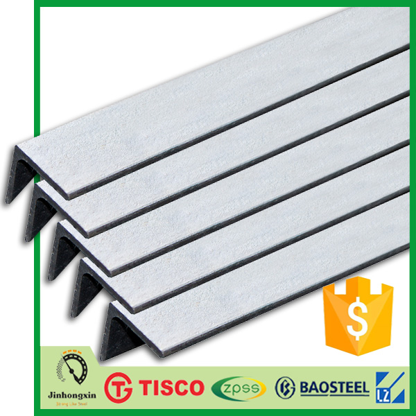 factory direct price tensile strength of steel angle bar