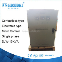HOSSONI, Electronic type,SOLID STATE STABILIZER/AVR DJW-15KVA,SINGLE PHASE