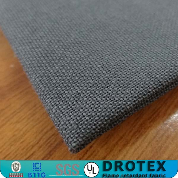 FR COTTON C170 /170gsm 20*20 FR Pocket Lining Plain fabric -100% cotton plain fireproof firestop fire resistant lining fabric
