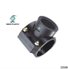 20mm hdpe pn 16 pp pipe irrigation fittings saddle clamp/pp compression fittings clamp saddle