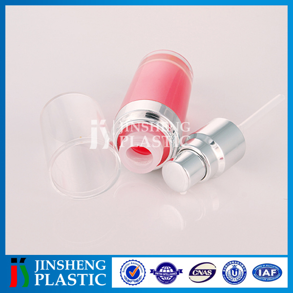 High quality with low price Customizable mould Pollution-free Plastic Cream squeeze plastic bottle
