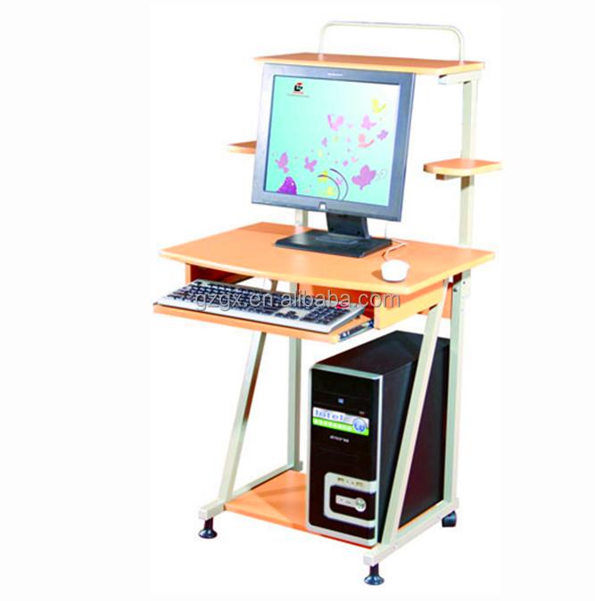 gx 268s school wooden cheap computer deskdesktop computer table designs for teacher and students