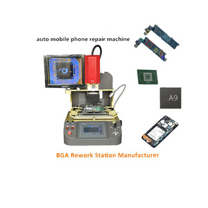 Hot Air Desoldering Tool WDS-720 BGA Motherboard Repairing Station for iPhone ic Chip Remove