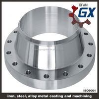 PVDF pipe fittings flanges