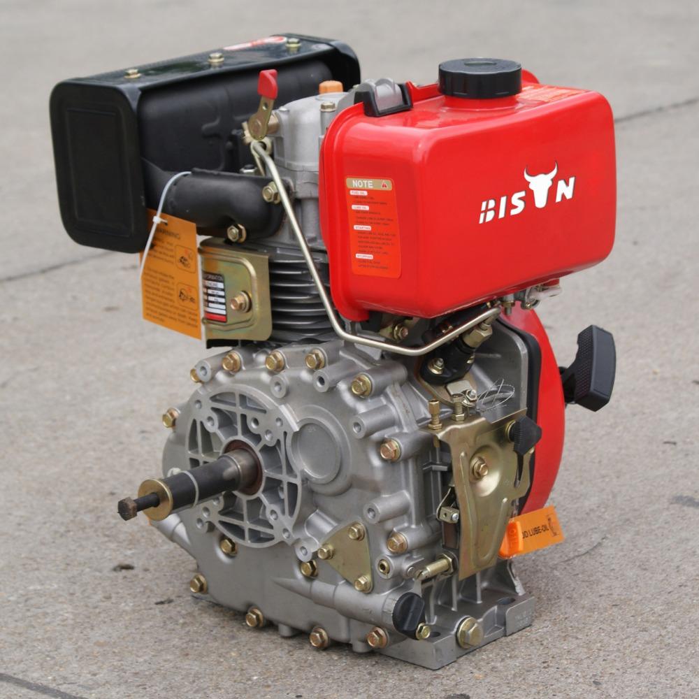 4 Stroke 178f Diesel Engine Motor 5hp Air Cooling Diesel