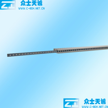 M3 M4 tapped strips suitable for 19inch server subrack enclosures length can be customized