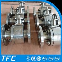 forged steel 1inch ball valve, 2 inch ball valve, 3 inch ball valve