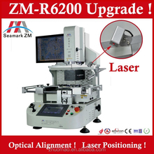 optical alignment bga rework station ZM-R6200 semi automatic operation