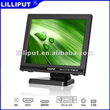 "NEW!!! 9.7"" 1024*768 and 5-wire Resistive Touch Monitor"
