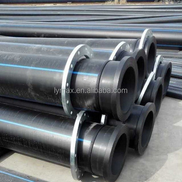 Wear Resistant Plastic 225mm 250mm 315mm 355mm HDPE Pipe Properties