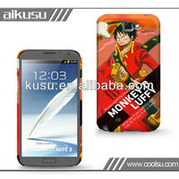 one piece design !iface phone case for galaxy note 2 7100