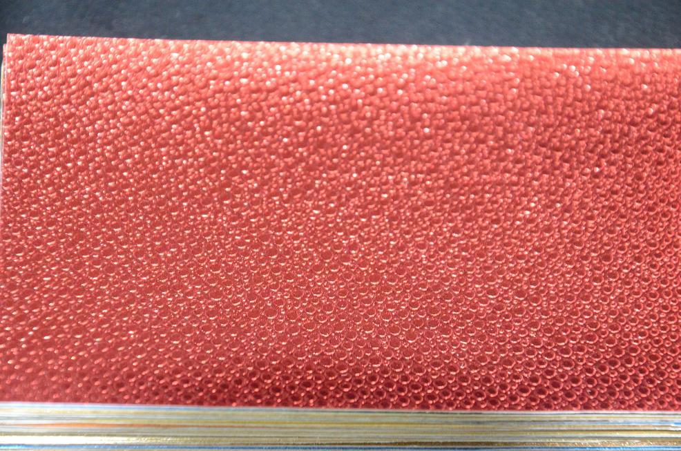 Book Covering Materials ~ Reliëf kunstleer papier china boek bekleding boekbinden
