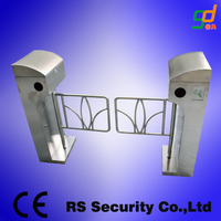 Excellent Quality Manual Stainless Steel Swing Barrier Gate design