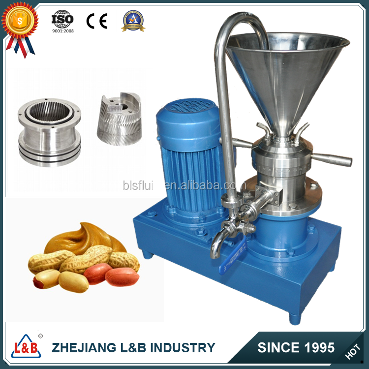 <strong>food</strong> grade chilli sauce grinding mill machine with stainless steel material