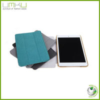 Ultra-thin Elegant Side Flip PU Leather case For Apple ipad mini