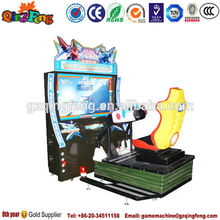 2015 new car driving simulation for game zone