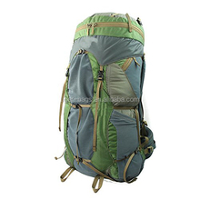Wholesale Specialize hiking backpack bag big capacity outdoor hiking bag
