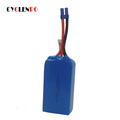 RC 1034125 40C 5000mAh 25.9v 129.5wh rechangeable Lithium polymer battery