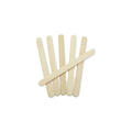 Factory direct supply eco-friendly high quality wooden colored magnum ice cream popsicle sticks mold