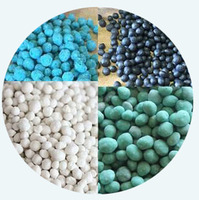 High quality NPK 15-15-15 fertilizers from Chinese manufacturer