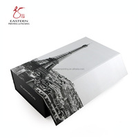 Custom Printed Paper Shoe Box Packaging