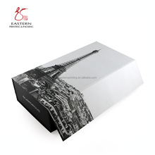 Custom Printed Paper Shoe Box Packaging / Cardboard Shoe Box Wholesale
