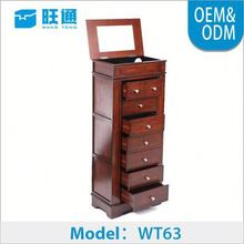 Hot sales New Classical ODM large jewellery chest