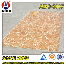 Direct Buy Building Materials Artificial Marble Look Plaster Board Wall